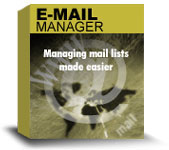 Email Manager Software icon